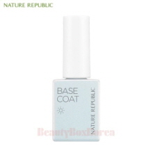 NATURE REPUBLIC Sunny Gel Nail Base Coat 8.5ml [2018],NATURE REPUBLIC